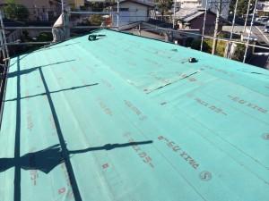 【屋根工事・屋根リフォーム・屋根修理・雨漏り修理】三重県津市M様邸 屋根工事・雨漏り修理工事が始まりました。