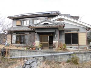 奈良県吉野郡 断熱遮熱塗料ガイナを和風住宅に外壁塗装