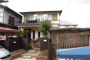 【外壁塗装工事】三重県名張市H様邸 外壁塗装工事