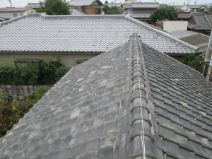 【屋根工事・屋根リフォーム・屋根修理】三重県津市S様邸 屋根工事の詳細です。