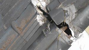 奈良市 雨漏り調査3