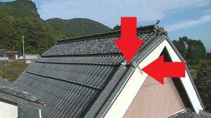 奈良市 雨漏り調査2