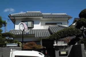 【外壁塗装工事】奈良県宇陀市N様邸 外壁塗装工事