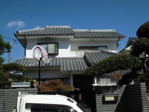 【外壁塗装・外壁修理】奈良県宇陀市N様邸 外壁塗り替え工事の詳細です。