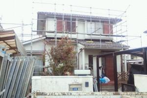 【外壁塗装工事】三重県名張市Y様邸 外壁塗装工事