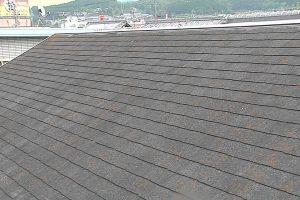 名張市 耐用年数20年のガイナで屋根塗り替えリフォーム