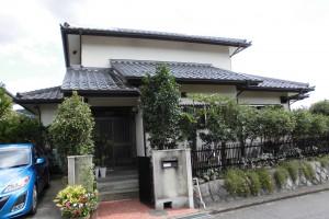 【外壁塗装・外壁修理】奈良県宇陀市Y様邸 外壁塗り替え工事