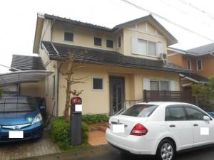 【外壁塗装・外壁修理】奈良県宇陀市A様邸 外壁塗り替え工事の詳細です。