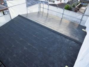 【屋根塗装・屋根工事・屋根リフォーム】奈良県橿原市W様邸 屋根塗り替え工事の詳細です。