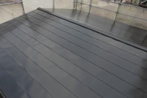 【屋根塗装・屋根工事・屋根リフォーム】奈良県橿原市W様邸 屋根塗り替え工事