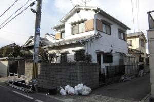 【外壁塗装工事】三重県名張市F様 外壁塗装工事