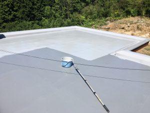 橿原市 屋根防水トップコート