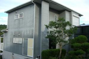 【外壁塗装工事】奈良県宇陀市M様邸 外壁塗装工事