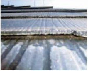 奈良県橿原市 スレート屋根塗装後の雨漏り2