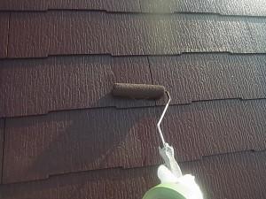 6  屋根上塗り