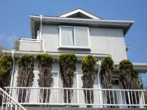 【屋根調査・屋根点検・雨漏り調査・雨漏り点検】三重県津市O様邸 屋根と雨樋の調査です。
