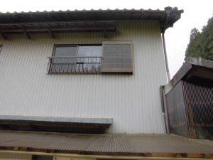 奈良県橿原市Y様 外壁塗装前5