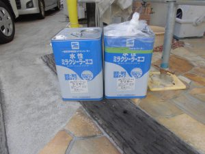 奈良県橿原市 傷みが酷い外壁には4回塗装で長持ちさせる