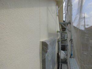 奈良県橿原市 高耐久シリコン上塗り3