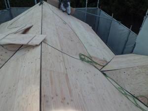 【屋根工事・屋根リフォーム・屋根修理・雨漏り修理】三重県名張市O様邸 屋根葺き替え工事の詳細です。
