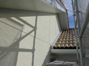 名張市 20年長持ちするガイナで外壁塗装リフォーム