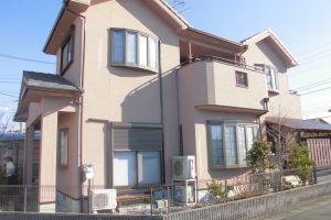奈良県橿原市 20年持つ断熱セラミックガイナを外壁塗装