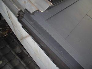 三重県名張市 ガルバリウム鋼板張り3