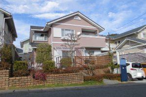 奈良県橿原市 断熱遮熱塗料ガイナを外壁に塗装