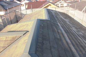 名張市 長持ち軽い遮熱スレート屋根リフォーム工事完成