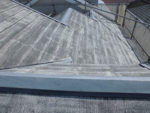 奈良県橿原市 洗浄後の屋根3
