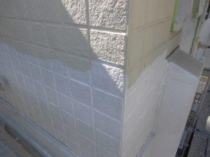 三重県名張市 外壁下塗り塗装3