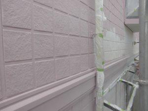 名張市 断熱遮熱ガイナを塗装4