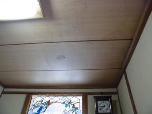 【雨漏り修理・外壁修理】三重県名張市 雨漏り修理工事