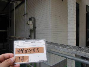 奈良県橿原市 ガイナ塗装完成