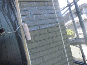 桜井市 失敗しない外壁塗装リフォームは下塗りが命