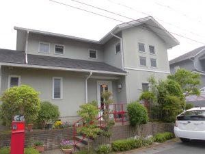 奈良県宇陀市 塗装後15年経過したので屋根と外壁の点検