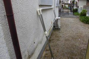 【外壁修理,外壁塗装】奈良県桜井市I様邸 外壁塗り替え工事