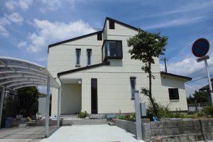 【外壁塗装,外壁修理】奈良県橿原市I様邸 外壁塗り替え工事