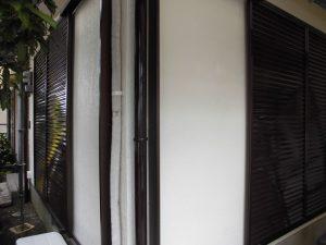 奈良県桜井市S様 雨樋塗装後3