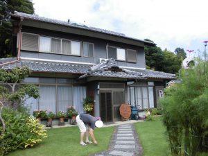 奈良県宇陀市 火災保険で雪害が認められて雨樋の交換工事