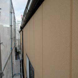 橿原市 外壁塗装リフォームに20年長持ちするガイナ