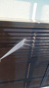 名張市 S様の外壁洗浄2