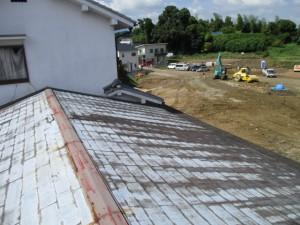 奈良県桜井市 30年高寿命のスレート屋根リフォーム工事