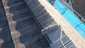 奈良県磯城郡田原本町Y様屋根塗装リフォーム工事