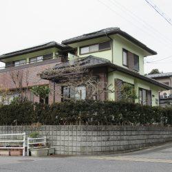 奈良県宇陀市 夏は涼しく冬は暖かいガイナを外壁に塗装