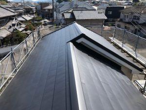 奈良県橿原市 屋根リフォーム