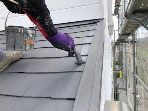 奈良県宇陀市N様屋根塗装リフォーム工事