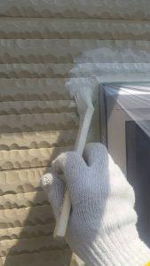 橿原市 汚れに強いシリコン塗料で外壁塗装リフォーム