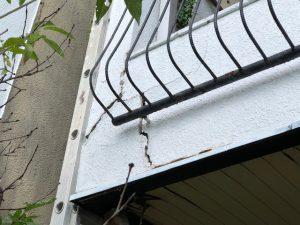 奈良県橿原市U様外壁修理工事