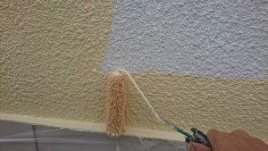三重県名張市 20年持つガイナで外壁塗装リフォーム